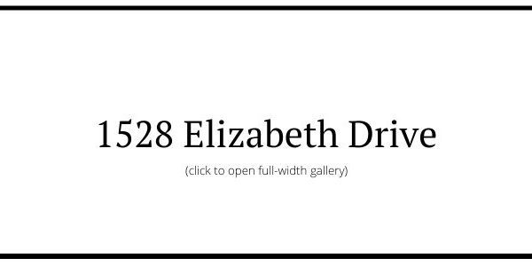 1528 Elizabeth Drive