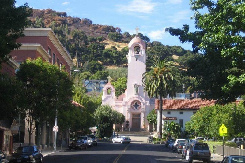 Marin-San Rafael